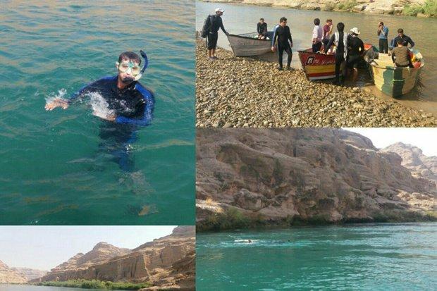 کشف جسد تور لیدر حادثه غرقشدن گردشگران در رودخانه دز