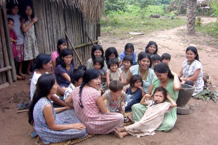 طب سنتی در خدمت سیل زدگان بولیوی