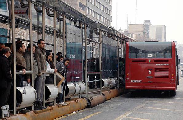 اتوبوسهای بیآرتی کافی نیست