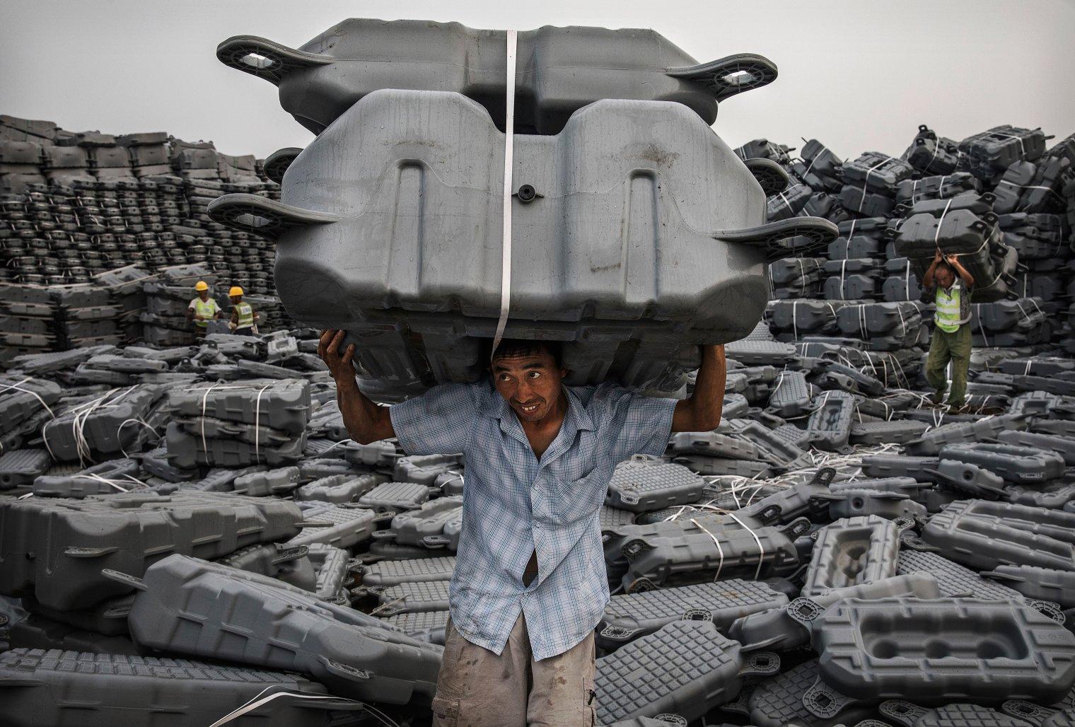 تلاش چین در مسیر تبدیل به بزرگترین تولیدکننده انرژی خورشیدی