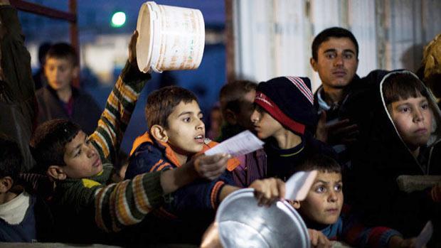 فائو: 6.9 میلیون سوری از وعده غذایی بعدی مطمئن نیستند