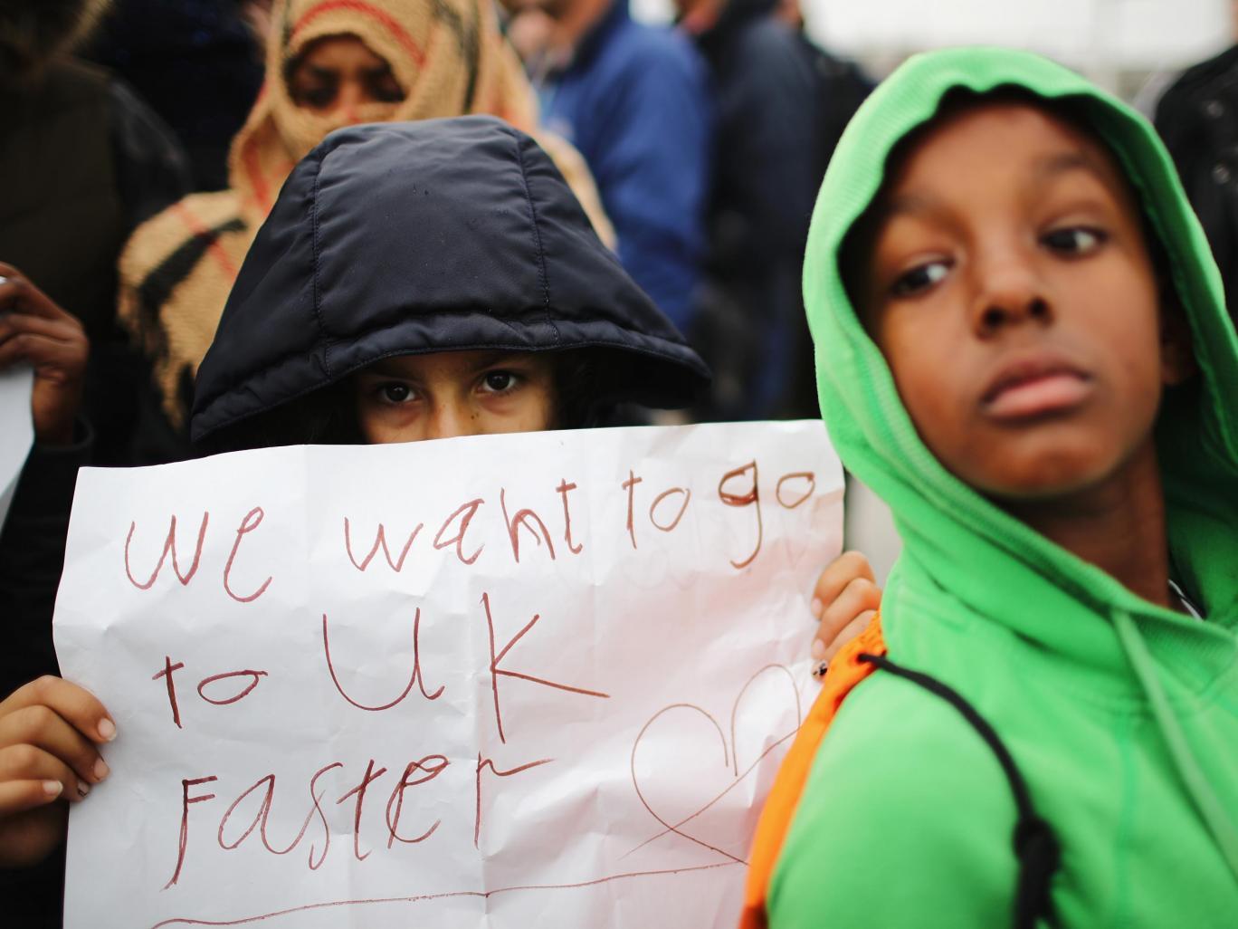 معضل ناپدیدشدن کودکان مهاجر در انگلیس