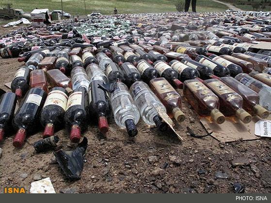 افزایش آمار مسمومشدگان با الکل در سیرجان