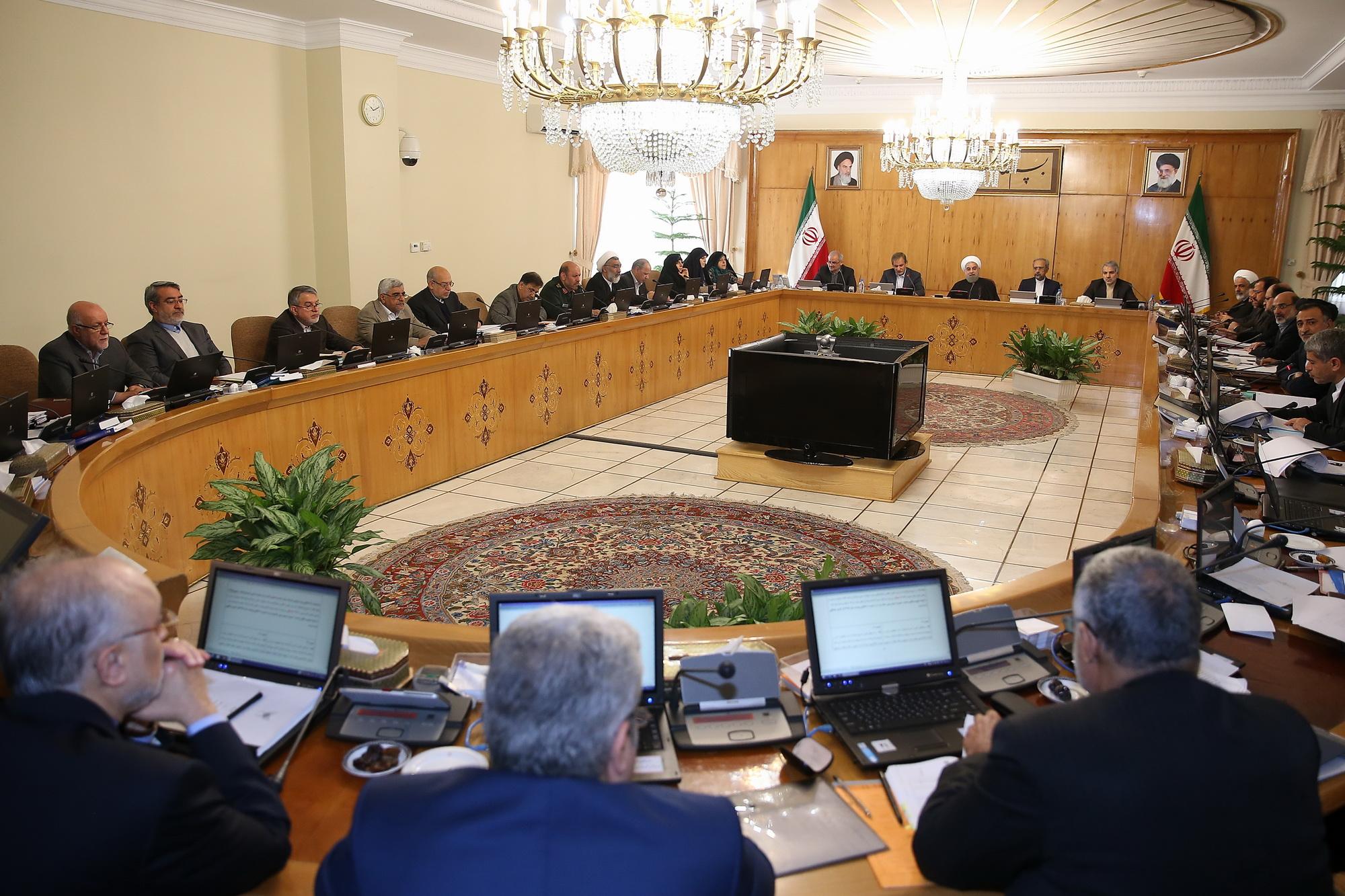 اسامی وزرای پیشنهادی دولت روحانی
