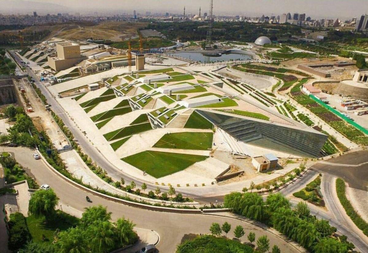 گزارش مجمع جهانی اقتصاد درباره باغ کتاب تهران
