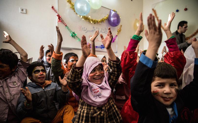 بلاتکلیفی فرزندانی با مادر ایرانی و پدر خارجی