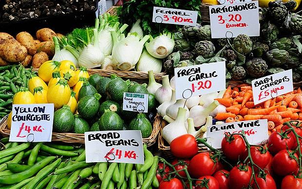 غذا در کدام کشورها گرانتر است؟