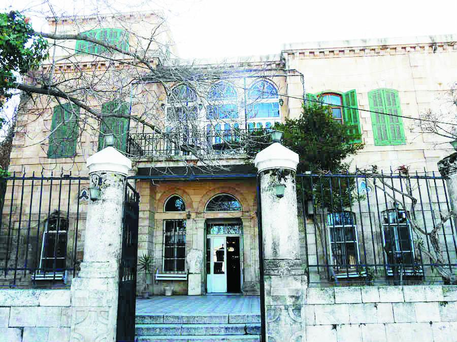 روایت تاریخ لبنان در دل یک ساختمان