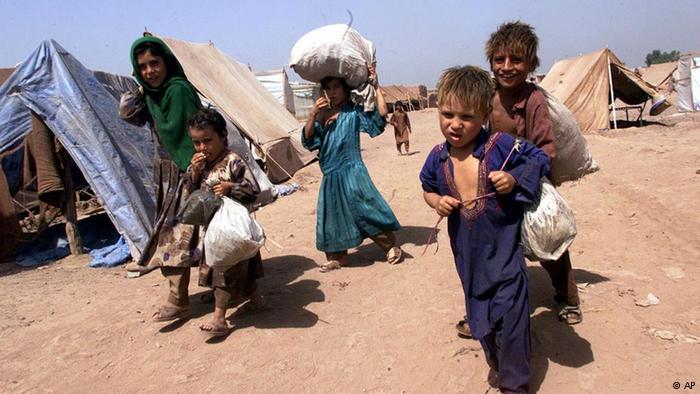 آوارگان داخلی؛ بحران ریشهدار افغانستانیها