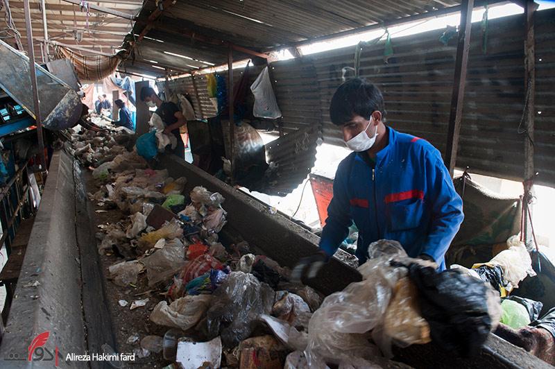 3500 تن از زبالههای تهران قابلیت تولید برق دارند