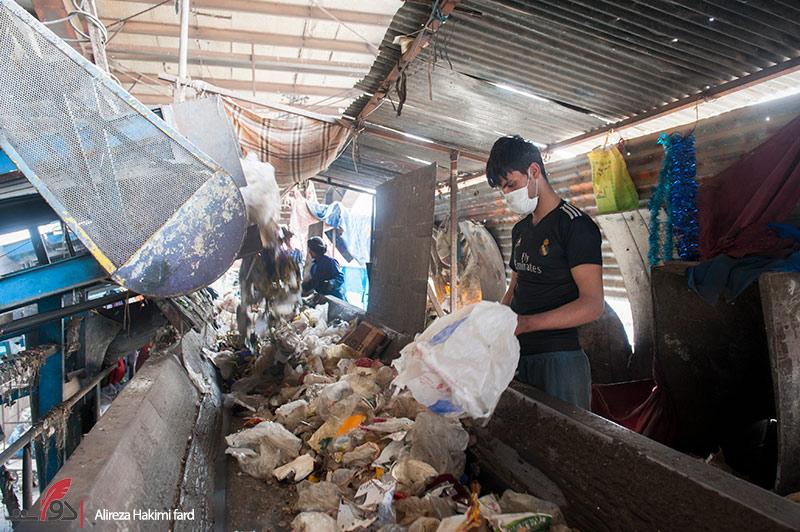 تولید سالانه ۲۰ میلیون تن زباله در کشور