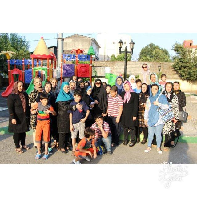 پارک ولیعصر رشت در اختیار کودکان اتیسم قرار میگیرد