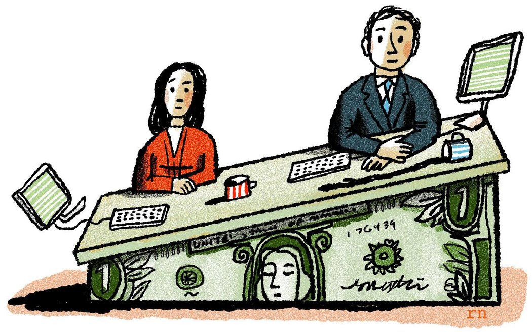 شکاف جنسیتی در بازار کار: گسترده، فراگیر و جهانی