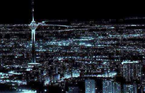 آرامش نور؛ اصلی اساسی در نورپردازی شهری