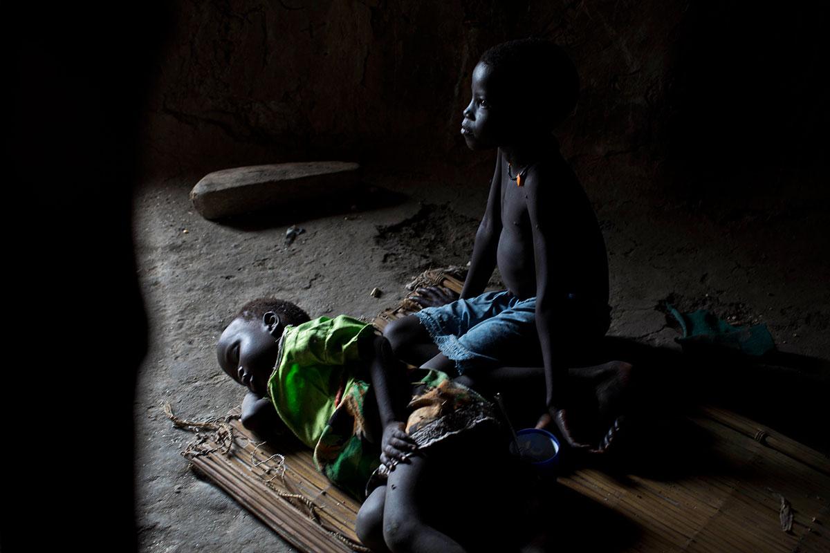 جایی برای فرار کودکان از سودان جنوبی نیست