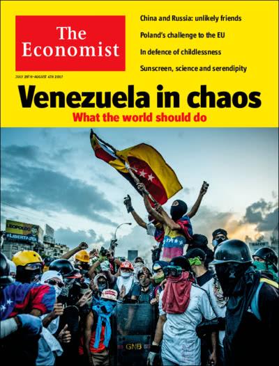ونزوئلا در آشفتگی