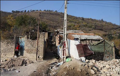 زندگی ۱۹ میلیون نفر در سکونتگاههای غیررسمی