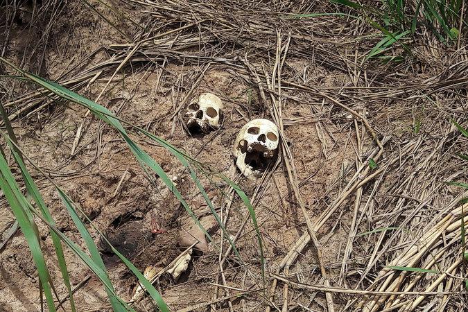 کنگو، بحرانی که به گورهای دسته جمعی ختم میشود