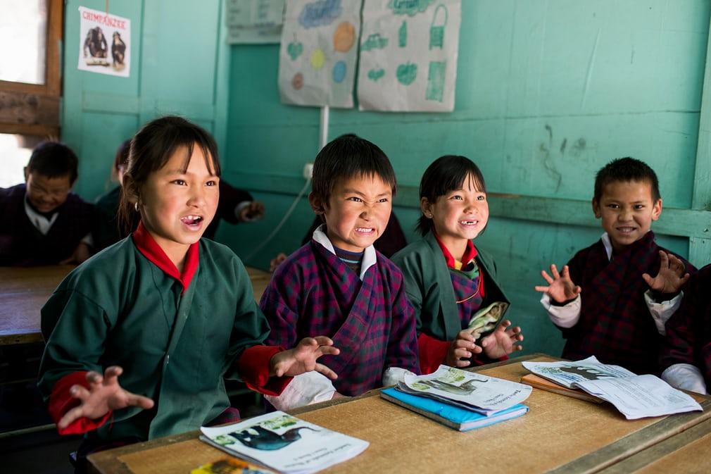 زندگی ببرها در جنگلهای مرتفع بوتان