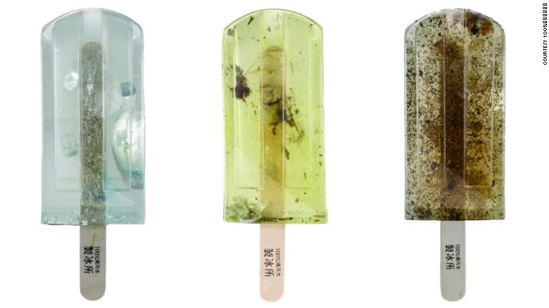 بستنیهایی که طعم آلودگی میدهند