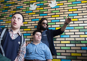فیلمی از معلولانی که خود را محدود نمیکنند