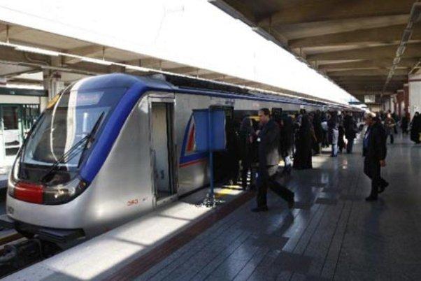 افتتاح ایستگاه خط ۸ متروی تهران