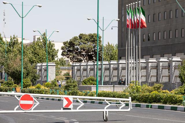 محدودیتهای ترافیکی تهران برای فردا