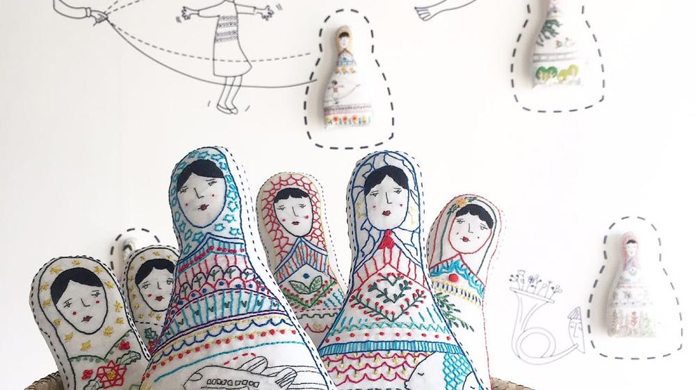 عروسکهایی که قصه جنگ سوریه را بازگو میکنند
