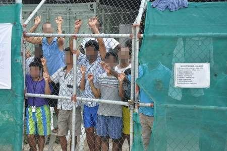 کشته شدن مهاجر ایرانی در بازداشتگاه استرالیا