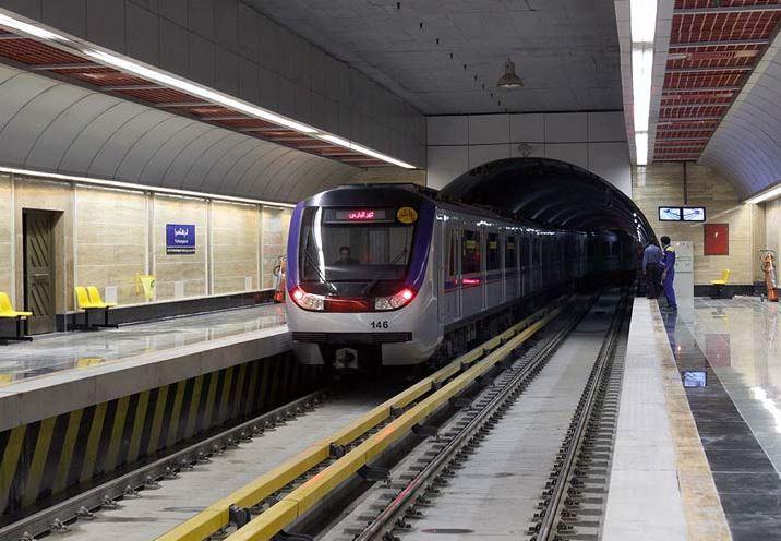 افتتاح خط8 با اعلام اینکه تامین امنیت شهروندان به عهده مترو است بلامانع شد