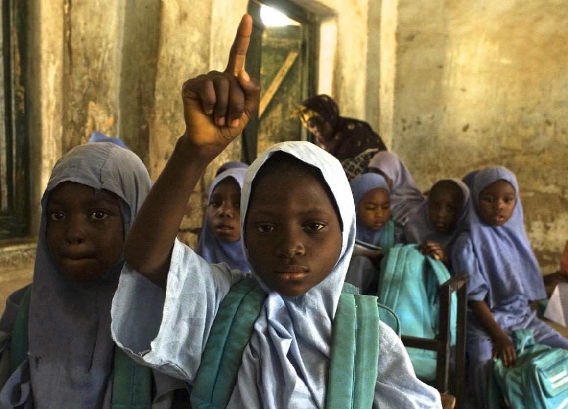 در نیجریه بچهها به مدرسه نمیروند