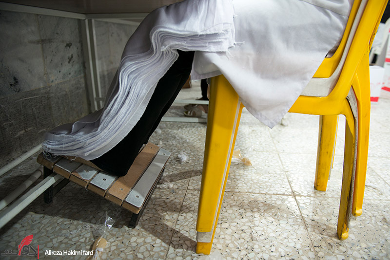 گزارش تصویری/ معلولان توانا