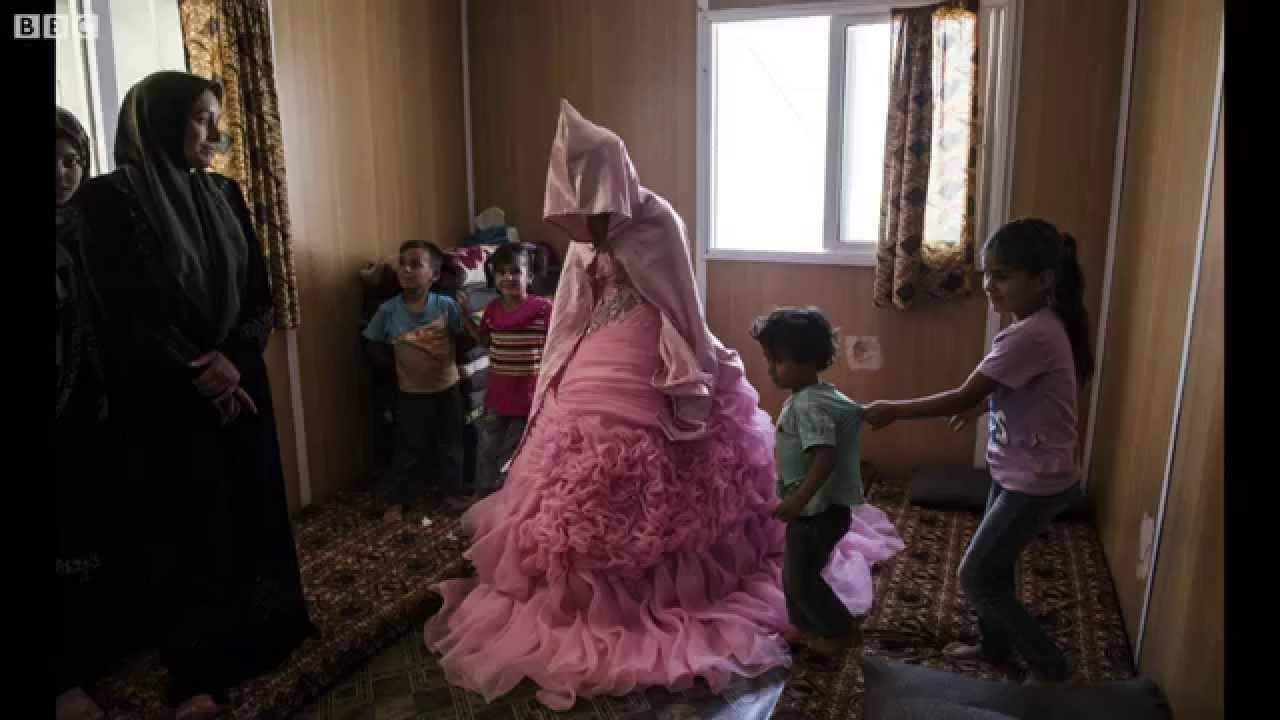 افزایش ازدواج کودکان در میان پناهجویان سوری
