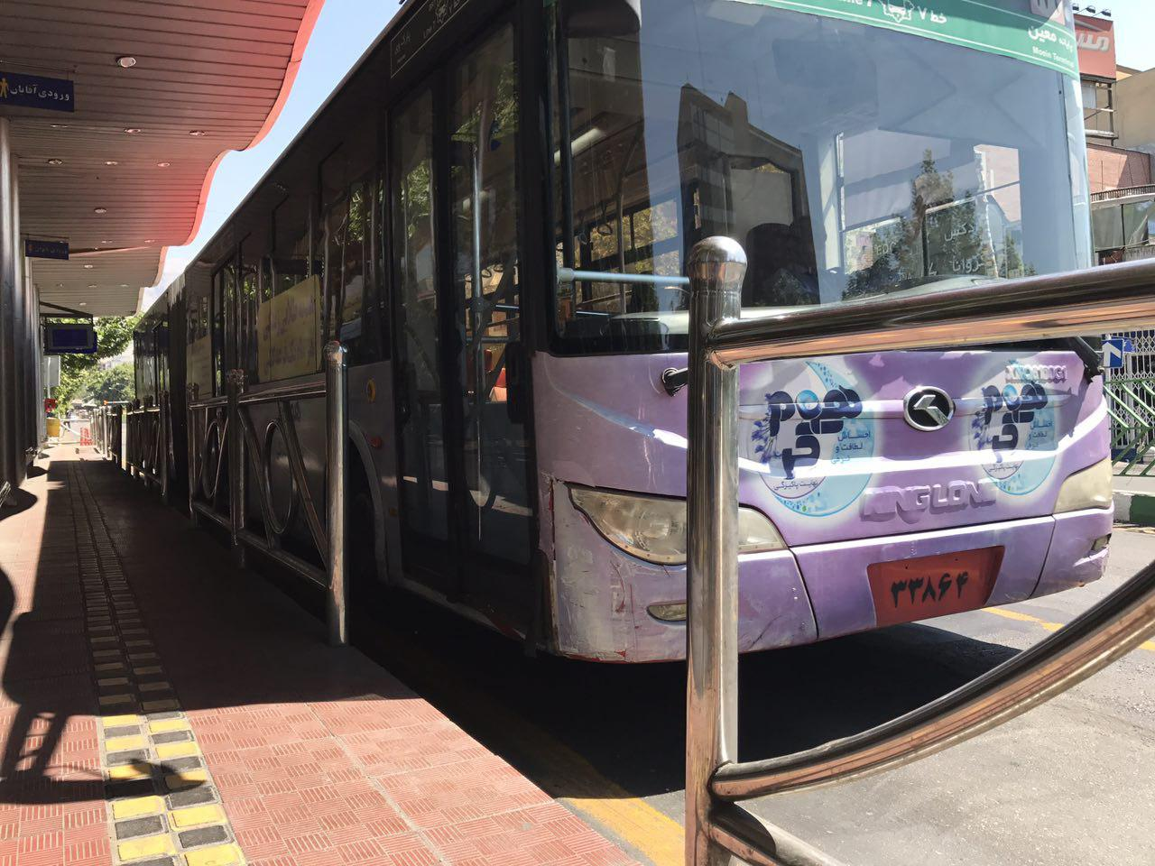 ایزولهکردن ایستگاههای اتوبوس به بنبست رسید