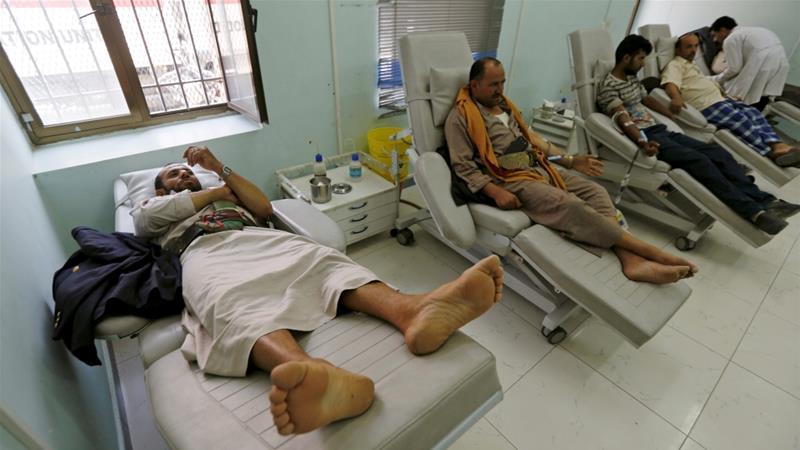 تعطیلی، بانک خون یمن را تهدید میکند