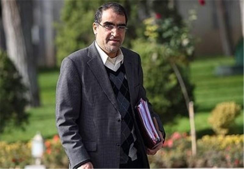 وزیر بهداشت تاکید کرد: وضعیت مناسب آب و غذا در کشور