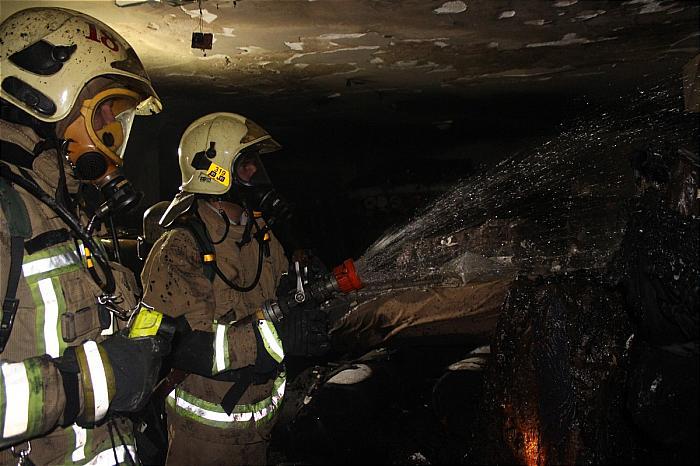 تجهیز «آتشنشانی» در دستور شورای شهر تهران