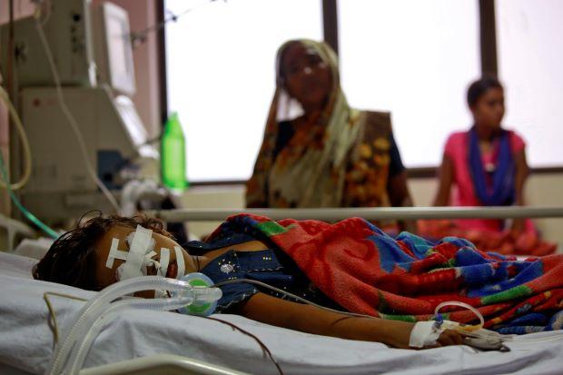 بدهی بیمارستان، جان کودکان هندی را گرفت