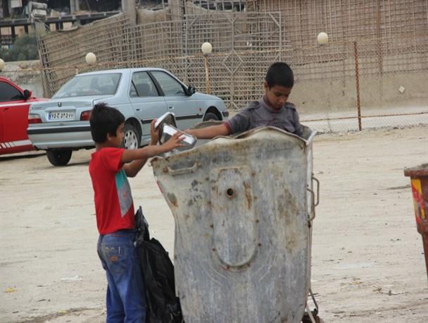 کودکان زبالهگرد به «شهرداری» شارژ میدهند