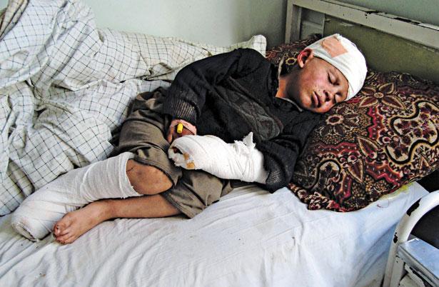 77 هزار نفر، آمار قربانیان جنگ افغانستان از سال 2009