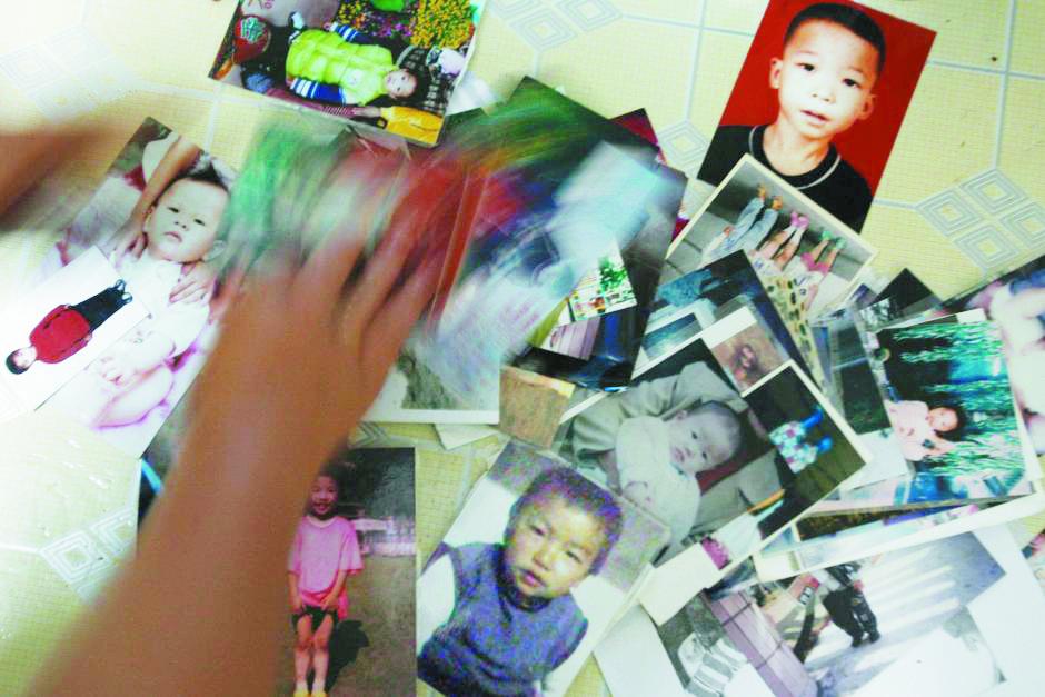 معضل فراگیر گمشدن کودکان در چین