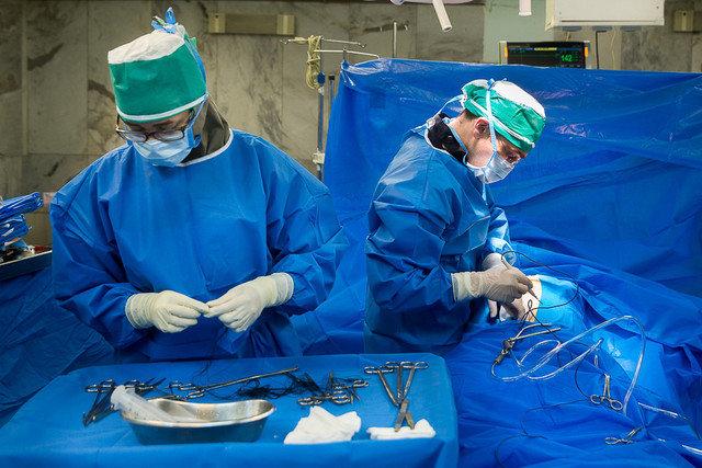 اهداء عضو جان 7 بیمار را نجات داد