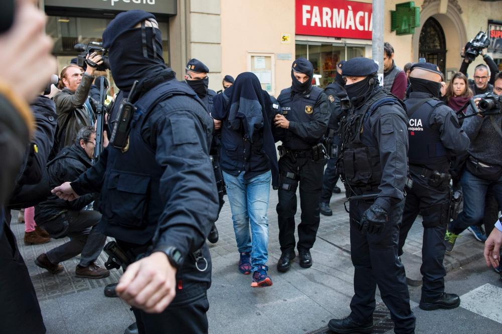 داعش مسئولیت حمله تروریستی بارسلون را بر عهده گرفت