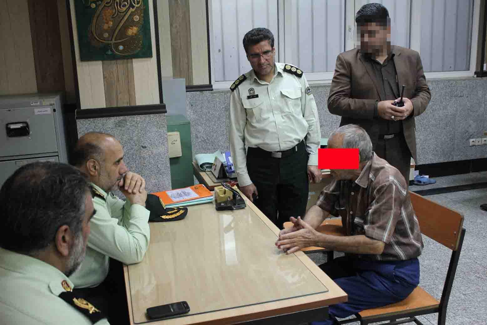 گفتوگو با عامل جنایت هولناک خیابان شیخبهایی