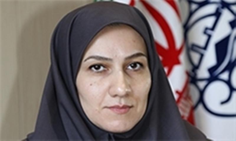 یک زن شهردار منطقه 2 زنجان شد
