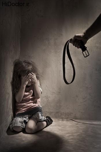 دختر 10 ساله بهدلیل کتکهای مادر روانه بیمارستان شد