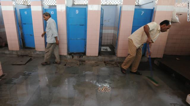 پول در ازای دستشویی: روش جدید مبارزه بهداشتی در هند