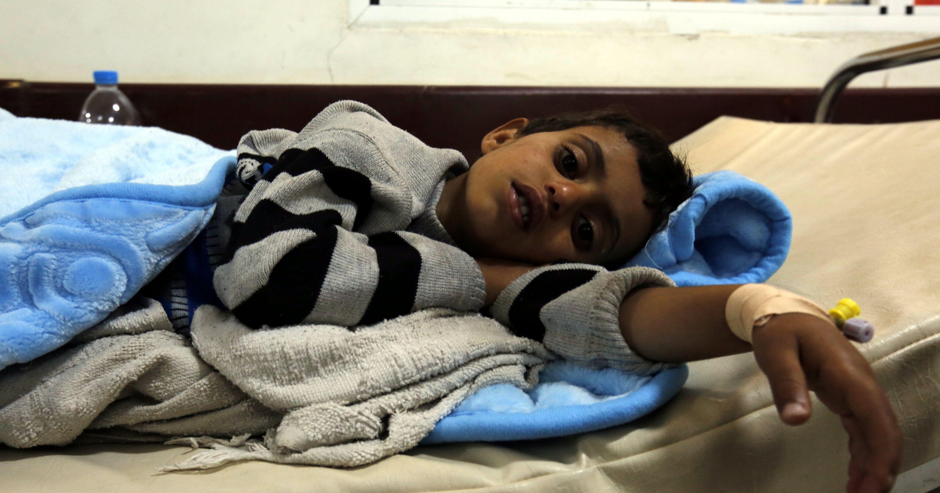 امریکا و انگلیس، مقصران گسترش وبا در یمن