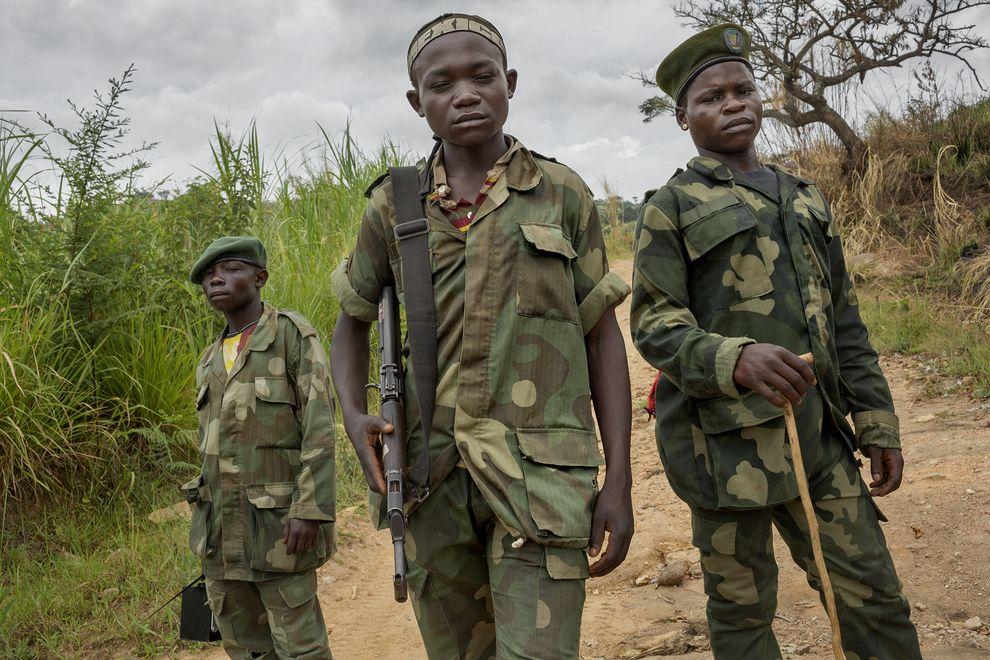 کودکان نیجریه بمب انسانی میشوند