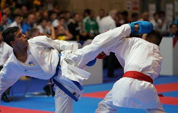 سالی پرمشغله پیشروی کاراته ایران